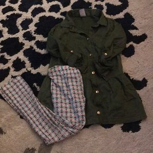 Carter's Tunic and Leggings Bundle